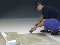 Aquapanel® Cement Board Floor mit neuem Kantendesign