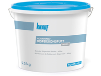 AQUAPANEL® Dispersionsputz weiß