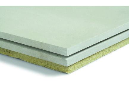 AQUAPANEL® Cement Board Floor MF, 33 mm