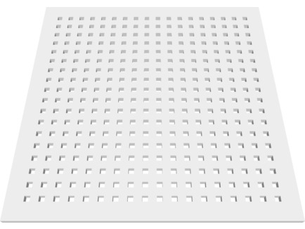 Kassette Plaza Quadril, 625 x 625 mm