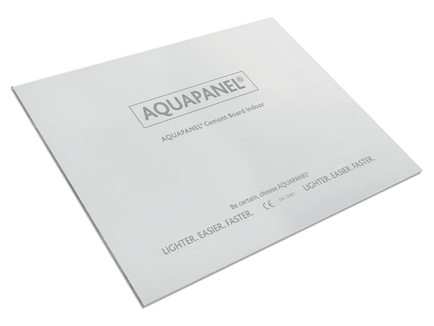 AQUAPANEL® Cement Board Indoor, 12,5 mm